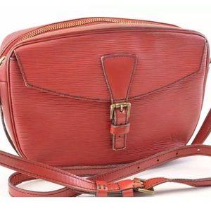 Louis Vuitton - Epi Jeune Fille Shoulder Bag